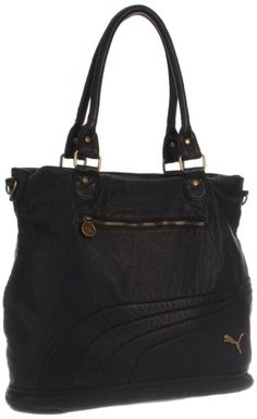 bcf6b745f846 Puma Remix PMAM1019 Black Tote - This is one of Puma s luxurious creation.  Black Tote