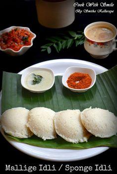 MALLIGE IDLI #idli #idly #spongeidli #southindian