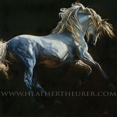 """""""Andalusian Dance II"""" by Heather Theurer"""