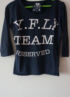 Kup mój przedmiot na #vintedpl http://www.vinted.pl/damska-odziez/bluzki-z-3-slash-4-rekawami/13652075-granatowa-bluzka-reserved-okazja