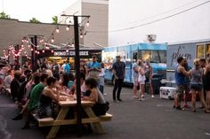 Food Truck Party, Food Truck Events