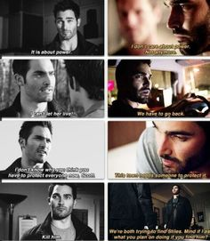 Derek has changes so much. He wasn't a bad person before but he is now better than he was. And the fandom will always love him.
