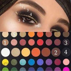 Makeup Inspo, Makeup Inspiration, Makeup Ideas, Awesome Makeup, Cute Makeup, Makeup Morphe, Day Makeup Looks, Peach Palette, Morphe Palette