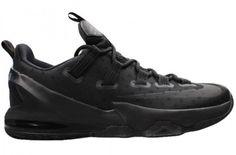 Can The Nike LeBron 13 Low Black / Reflective Silver Gain Momentum? on http://SneakersCartel.com | #sneakers #shoes #kicks #jordan #lebron #nba #nike #adidas #reebok #airjordan #sneakerhead #fashion #sneakerscartel