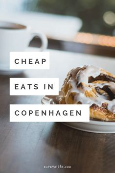 Where to eat in Copenhagen on a budget? Read this Foodie Guide NOW to find out the Best places to eat in Copenhagen on the cheap! You will save money while enjoying the delicious food on your trip to Copenhagen! Remember to save this Pin to your Denmark board so you can use it when you're in the area. #copenhagen #denmark #foodguide #budgettravel #budgettips #yummy #restaurants #danmark #foodie
