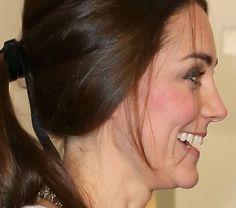 Kate Middleton Meets Idris Elba