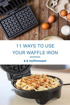 Waffling your foods
