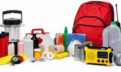 Would you know what to do in an emergency? Do you have emergency supplies stocked just in case? Time to think about it. Emergency Preparedness Kit, Emergency Supplies, Survival Prepping, Survival Gear, Hurricane Preparedness, Doomsday Prepping, Survival Stuff, Survival Quotes, Outdoor Survival