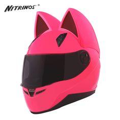 """Résultat de recherche d'images pour """"casque moto belle rose"""""""