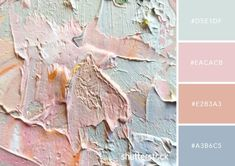 20 Pastel Color Palettes to Get the Rococo Art Look — Textured Brush Pastel Colour Palette, Blue Palette, Pastel Colors, Colours, French Rococo, Rococo Style, Baroque, Logo Inspiration, Marbles Images