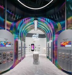 Modern Interior Design, Interior Architecture, City Select, Booth Design, Display Design, Retail Space, Store Design, Mall Design, Design Agency