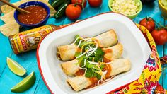 11/21 Game Day Taquitos