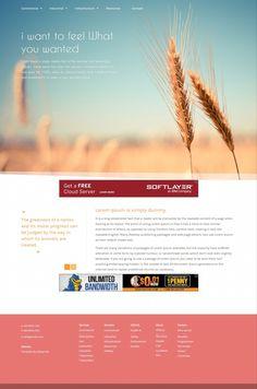 25 Beautiful Free HTML5 Templates