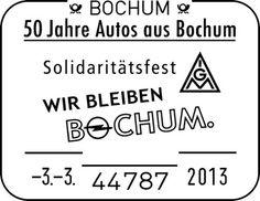 """Party"" in Bochum: http://d-b-z.de/web/2013/02/12/opel-bochum-fest-und-protest/"