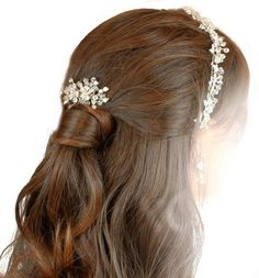 Wedding Hair Vine Bridal Hair Comb Small Hair Comb Bridal