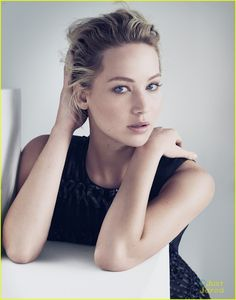 Jennifer Lawrence Stuns in New Dior Campaign!
