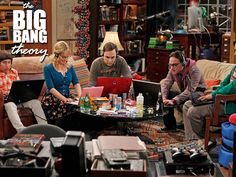 The Big Bang Theory is hilarious. Who would have thought a show about four socially inept nerds could be so funny?
