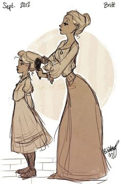 Celia and first daughter Clarie