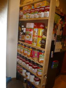 Mama to 5 Blessings - Our Homeschool Blog: LOOK WHAT MY HUSBAND MADE ME TO SOLVE LACK OF SPACE IN OUR KITCHEN!