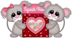 Mice with Squeak Hearts