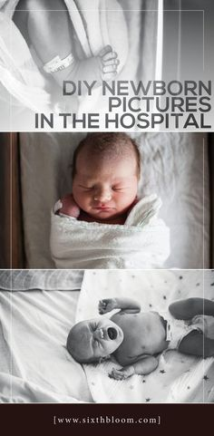 DIY: How to Take Good Newborn Pictures in the Hospital DIY neugeborene Bilder im Krankenhaus Baby Tritte, Diy Baby, Newborn Baby Boys, Baby Birth, Foto Newborn, Baby Kicking, After Baby, Pregnant Mom, Parenting Humor