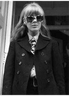 Marianne Faithfull via Making Nice in the Midwest