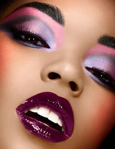 make up looks for black women - Bing Images