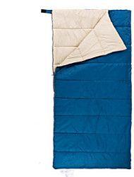 Saco de dormir Retangular Solteiro (L150 cm x C200 cm) 10 Algodão 240g 180X30 Equitação / Campismo / Viajar / Exterior / InteriorProva de
