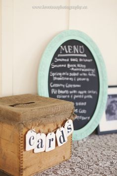 35 Rustic Wedding Card Boxes And Their Alternatives: rough wooden box with a burlap cover and a banner Rustic Card Box Wedding, Wedding Boxes, Wedding Cards, Wedding Ideas, Wedding Clip, Fall Wedding, Dream Wedding, Wedding Decorations, Diy Card Box