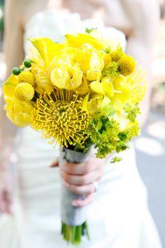 That's my bride, Stephanie's, bouquet!!