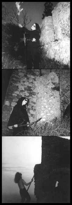 Abigor - is an Austrian atmospheric black metal band formed in 1993