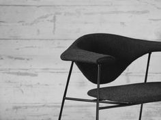 Masculo by GamFratesi for Gubi - 2011 Cool Chairs, Bar Chairs, Side Chairs, Stools, Danish Furniture, Custom Furniture, Furniture Design, Quality Furniture, Eclectic Restaurant