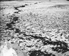 A Snowball Track, 1964 by Richard Long © Richard Long. All Rights Reserved, DACS/Artimage 2017. Photo: Richard Long