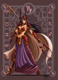 Capricorn by ~rakaon on deviantART