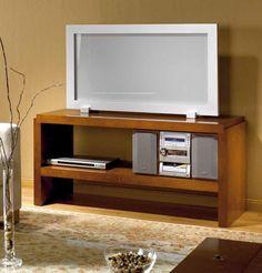 Mueble de televisión clásico Eo
