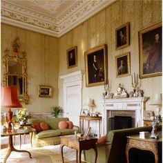 Ragley Hall ~ sitting room