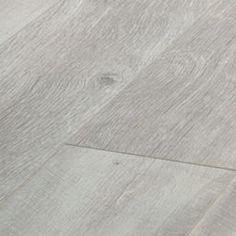 Wickes Salerno Oak Grey Laminate Flooring
