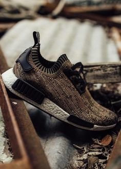 810614a4d3754 18  Nike shoes on. Adidas Nmd ...