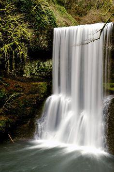 Silver Falls City Oregon HD desktop wallpaper Widescreen High