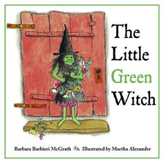 Halloween~Little Green Witch; several printables to go with it including text-to-text connection with the little red hen