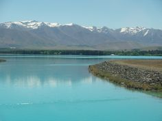 Between Oamaru and Mt Cook National Park