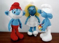 You will love these super cute Crochet Smurf Doll Ideas and we have a video tutorial to show you how. Check out all the great ideas now.