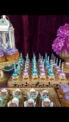 Mesa princesa Jazmin