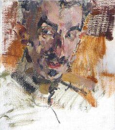 Мужской портрет (А.С.Алексеев) (1910-е). Nicolai Fechin