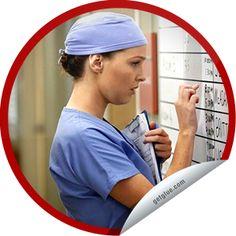 Grey's Anatomy: Walking on a Dream.  She's the only intern I like