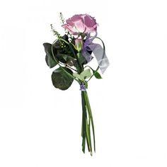 Jenny-handbukett Apron Dress, Ikebana, Pretty Flowers, Bonsai, Floral Arrangements, Diy And Crafts, Glass Vase, Valentines, Decoration