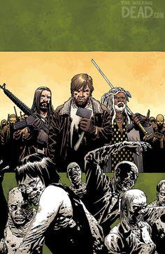 The Walking Dead volume-19
