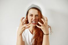 Anger can range from mild irritation to out-of-control rage. When anger is managed well, it can provide a healthy release, a motivator for change, or a self Crazy Girlfriend, Relationship Mistakes, Benjamin Franklin, Your Girlfriends, Feeling Happy, Annoyed, Rage, People, Shit Happens
