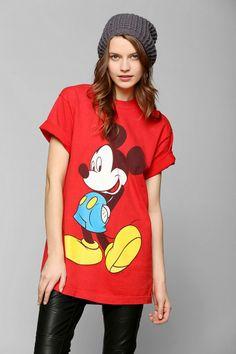 Urban Renewal Vintage Mickey & Friends Tee #urbanoutfitters