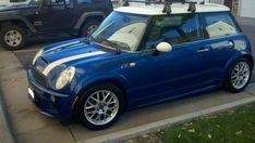James S's 2006 Mini Cooper S (COOPER) 2006 Mini Cooper, Mini Coopers, Coops, Car Stuff, Minis, Mustang, Motorcycles, Wheels, Inspiration